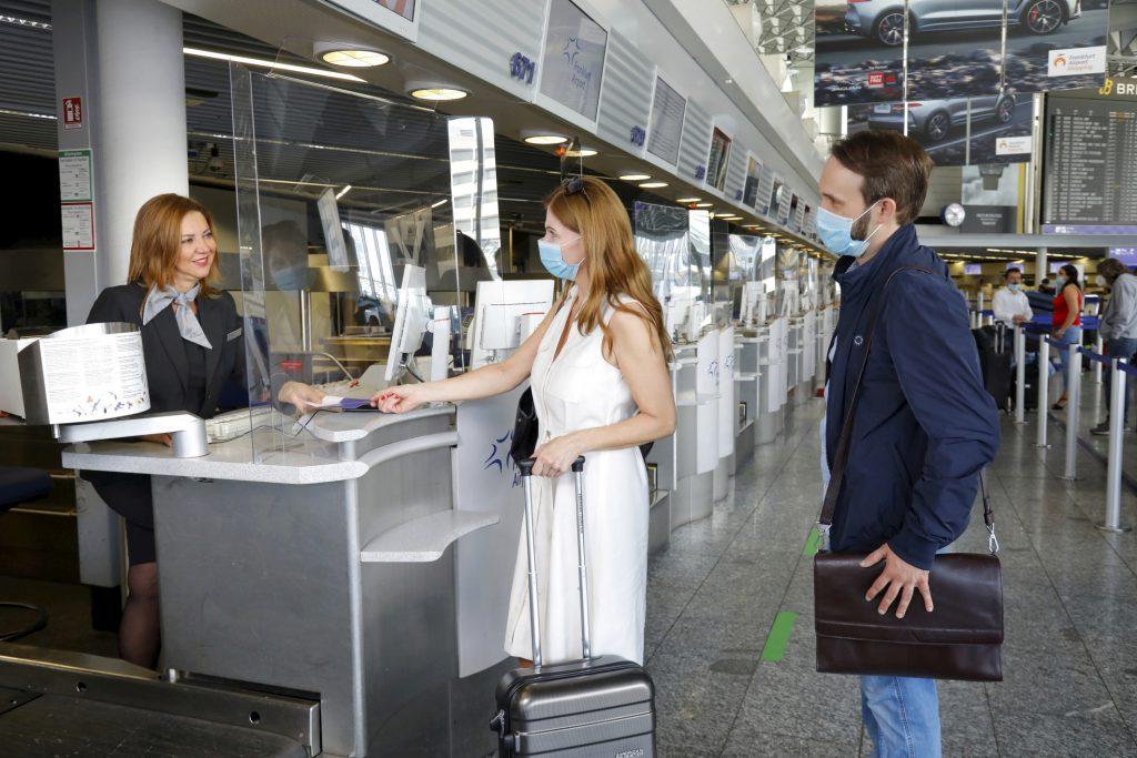 Flughafen Frankfurt Aktuelle Situation